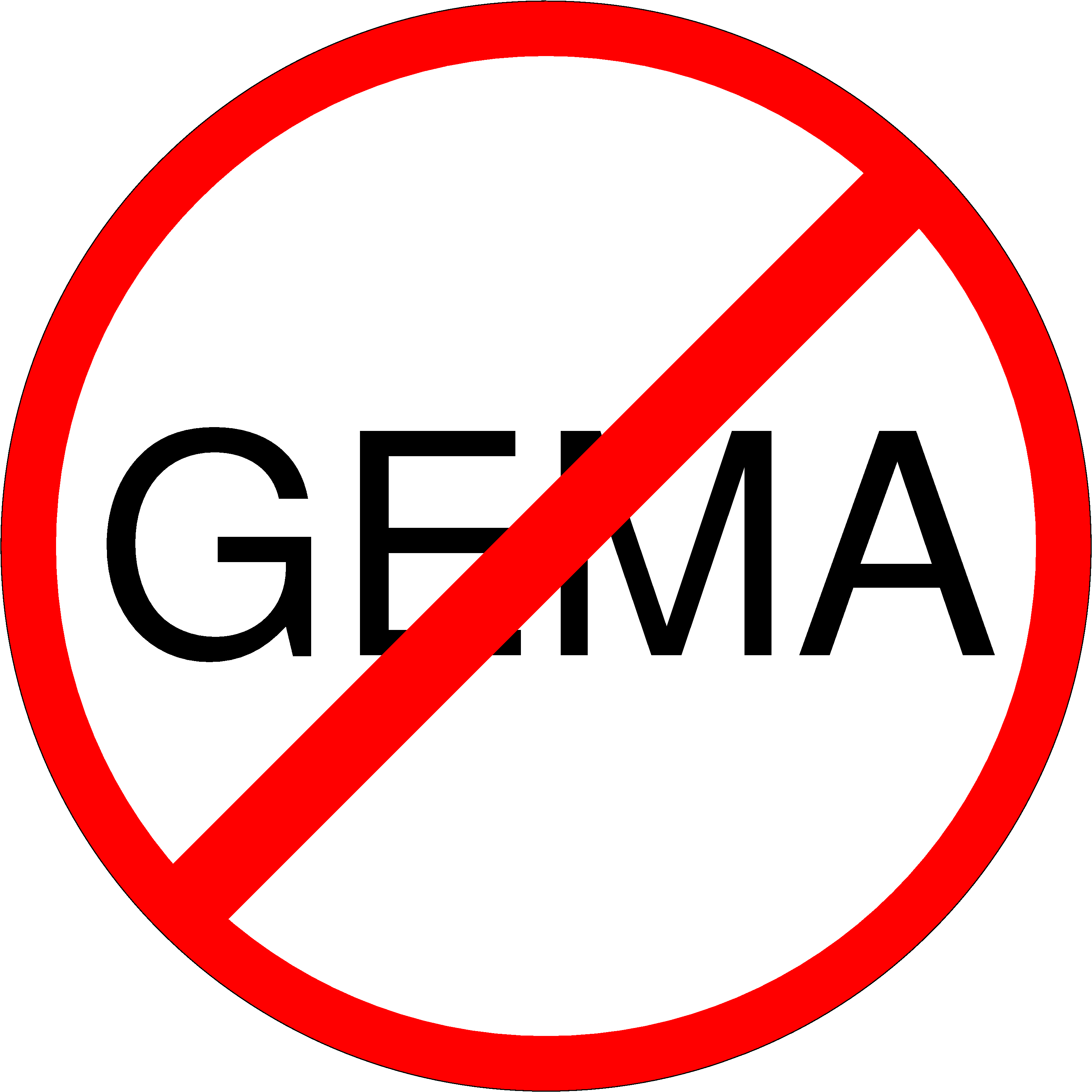 Thumbnail of No GEMA!