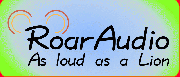 Thumbnail of RoarAudio link button